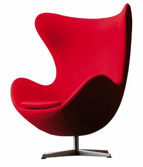 danish egg chair
