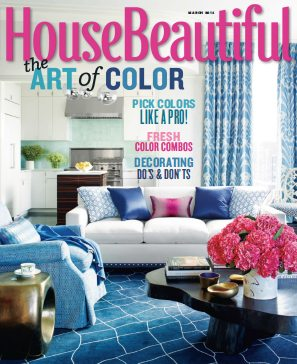 House Beautiful March 2014
