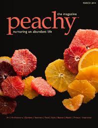 peachy magazine