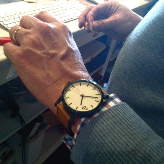 Taki watches - steve mckenzie's