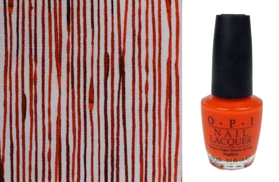 sm's Paprika and opi's y'all come back ya hear