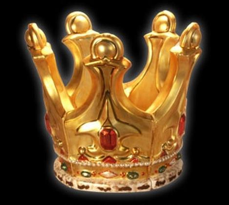 royal crown finial