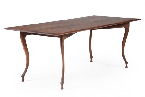 old wood co - shepherd dining tabel