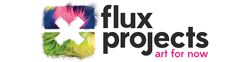 flux projects nick cave logo