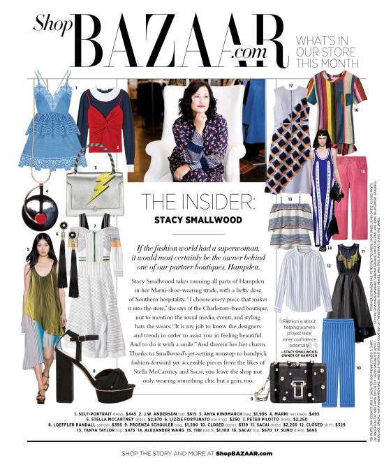 Harpers Bazaar April 2016_The Insiders