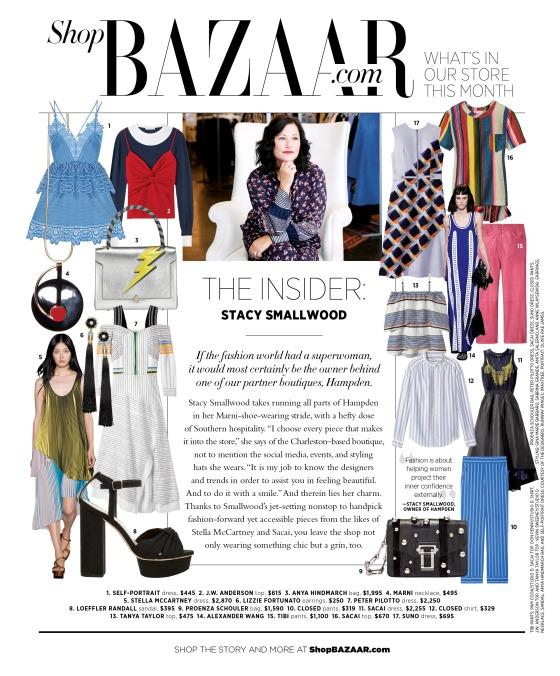 Harpers Bazaar April 2016_The Insiders